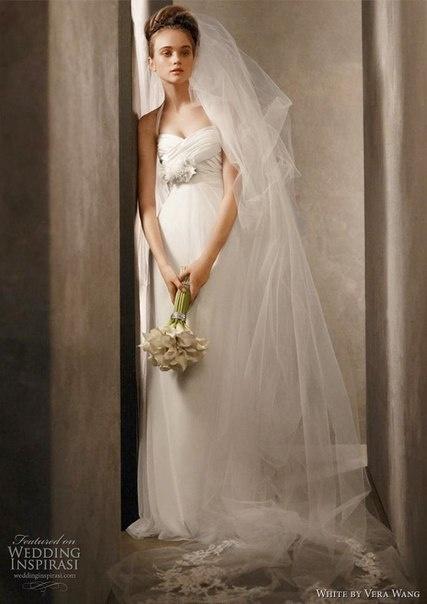 Свадебные платья от Веры Вонг (Vera Wang)  http://www.facebook.com/eventoria    #Свадьба #VeraWang #Eventoria