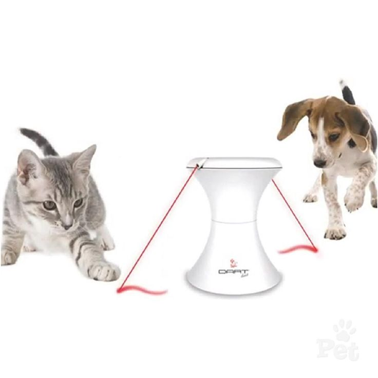 Frolicat DART DUO Automatic Laser Light Cat Toy
