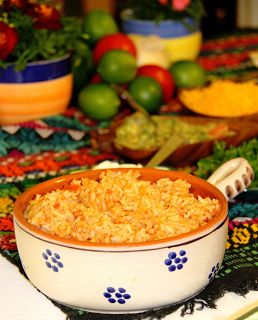 Rick Bayless Mexican Tomato Rice | Recipe | Taco Rice
