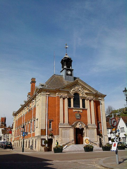 Henley Town Hall by Kenny MacLeod, via Flickr