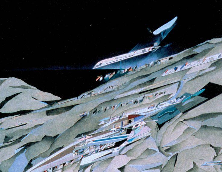 Painting the peak exploded isometric hong kong zaha for Arquitectura zaha hadid