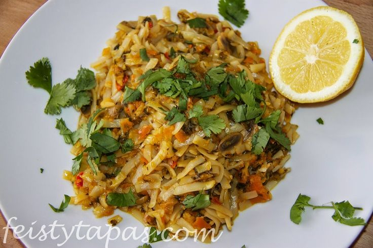 Love noodles? Thermomix noodle stir-fry #recipe from @feistytapas