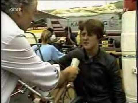 MIchael Schumacher - Karting 1983