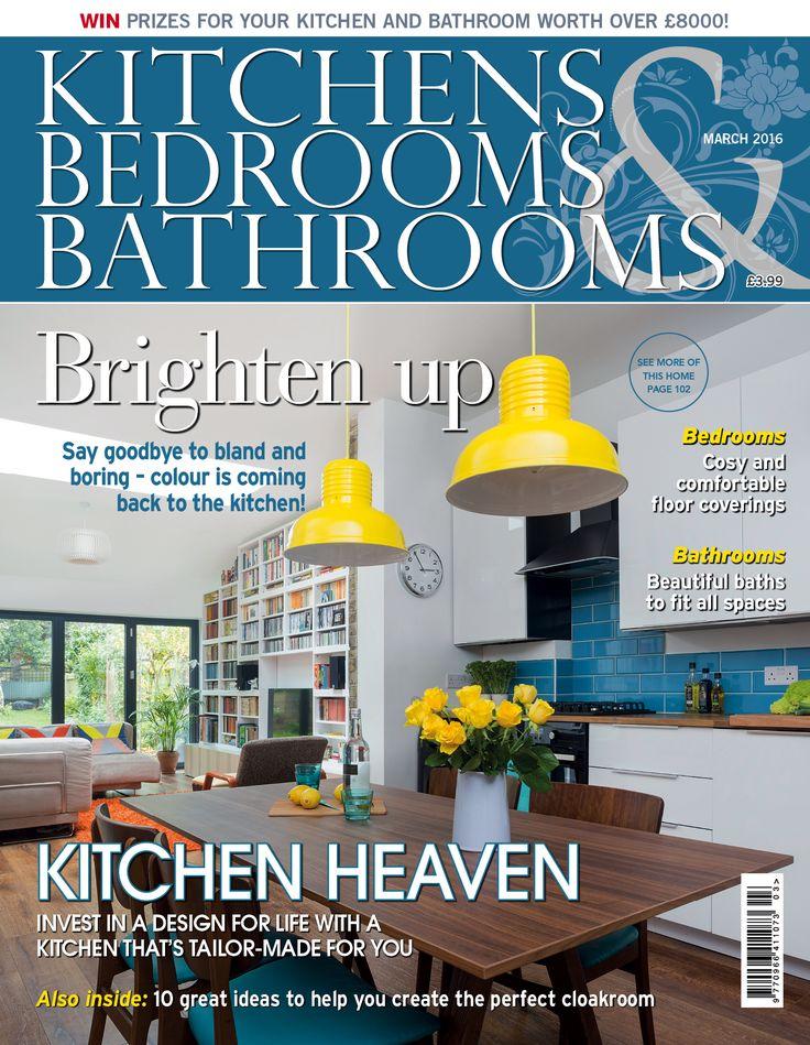 Pics Of Kitchens Bedrooms u Bathrooms magazine March