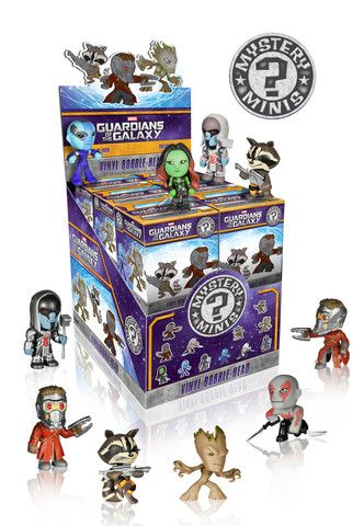 Mystery Minis Blind Box: Marvel - Guardians of the Galaxy | Funko