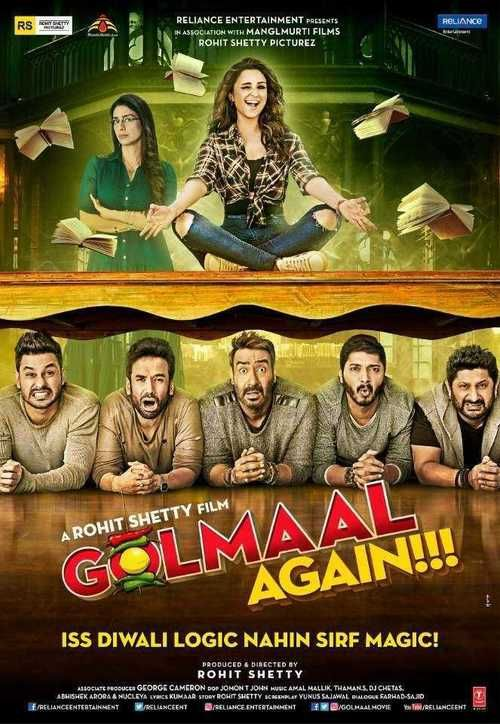 Golmaal Again Full Movie Online | Download Golmaal Again Full Movie free HD | stream Golmaal Again HD Online Movie Free | Download free English Golmaal Again 2017 Movie #movies #film #tvshow