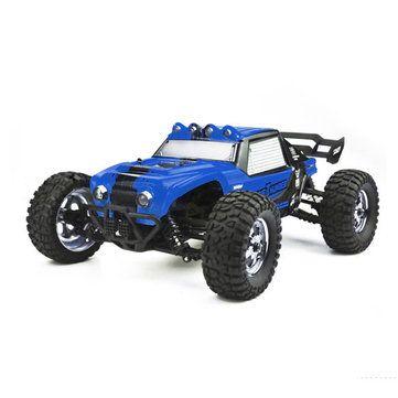 Fancy HBX WD G Waterproof Hydraulic Damper RC Desert Buggy Truck with