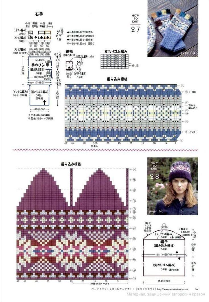 Fair Isle Knitting NV70001 - Вязание - Страна Мам