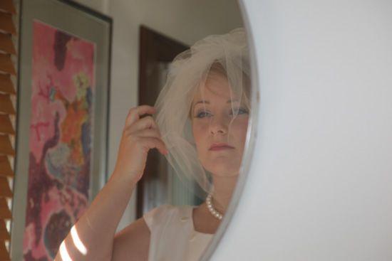 Brooke and Ulick's Polka Dot Wedding.  Makeup by Glamorous Makeup Artistry www.glamorousmkup.com.au