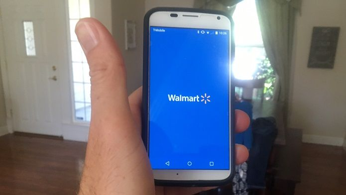 Wallets Now Optional at Many Walmart Locations