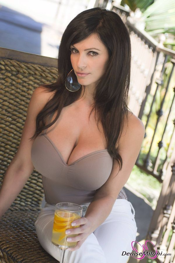 Denise Milani! Want to see more beautiful ladies? Yes? Then check out my board Golden International Beauties by clicking this link. https://www.pinterest.com/Gibeauties/golden-international-beauties/  To see more Denise Milani click the picture above.
