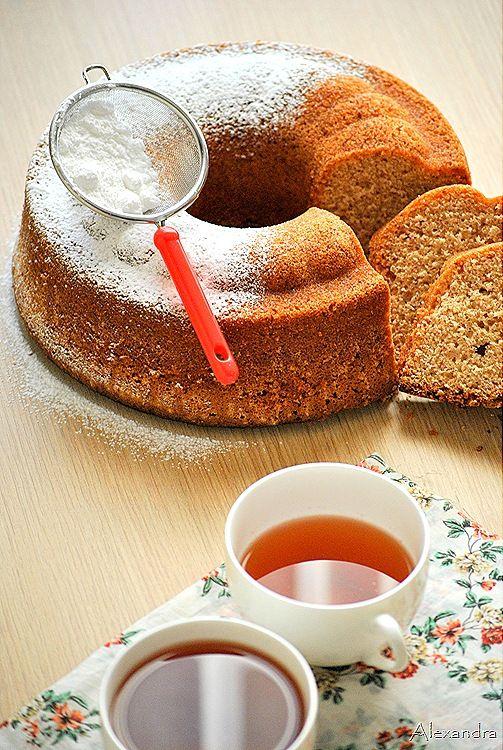 Κέικ με φράουλες