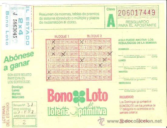 BonoLoto cumple 25 años    http://blog.ventura24.es/hace-25-anos-bonoloto-celebro-su-primer-sorteo/