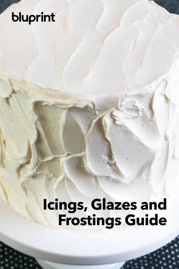 Here Are All We Mean All The Best Icings Glazes And Frostings For Cakes Sour Cream Cake Buttercream Icing Recipe Powdered Sugar Icing