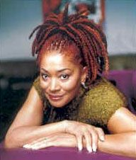 The renowned and OUTSPOKEN, Ms. Terry McMillan born October 18, 1951. Author of Waiting to Exhale, Disappearing Acts, Day Late and a Dollar Short, How Stella Got her Groove back...and one of the most influential books towards my own writing, Mama.