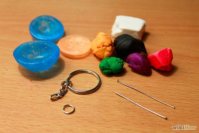 How to Make Keychains: 12 Steps - wikiHow