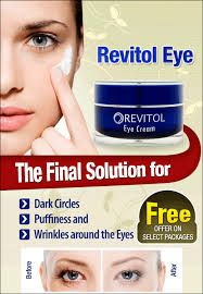 Skin Care Products - Revitol eye cream is one of the most innovative creams that are available for reducing wrinkles and dark circles under your eyes. The number of people suffering from dark circles, wrinkles and puffiness has been on the increase and the powerful eye cream has been effective in providing relief to all these beauty problems.  www.revitol.co.uk