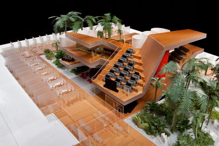 REX architecture reorganizes activision/blizzard headquarters - designboom   architecture & design magazine