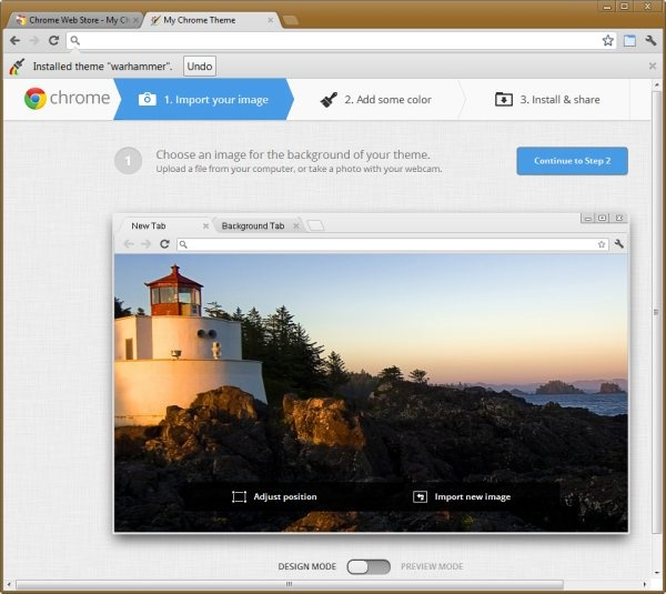 http://google-chrome-browser.com/my-chrome-theme-create-custom-skin-google-chrome?utm_source=feedburner_medium=twitter_campaign=Feed%3A+Google-Chrome-Browser+%28Google+Chrome%29