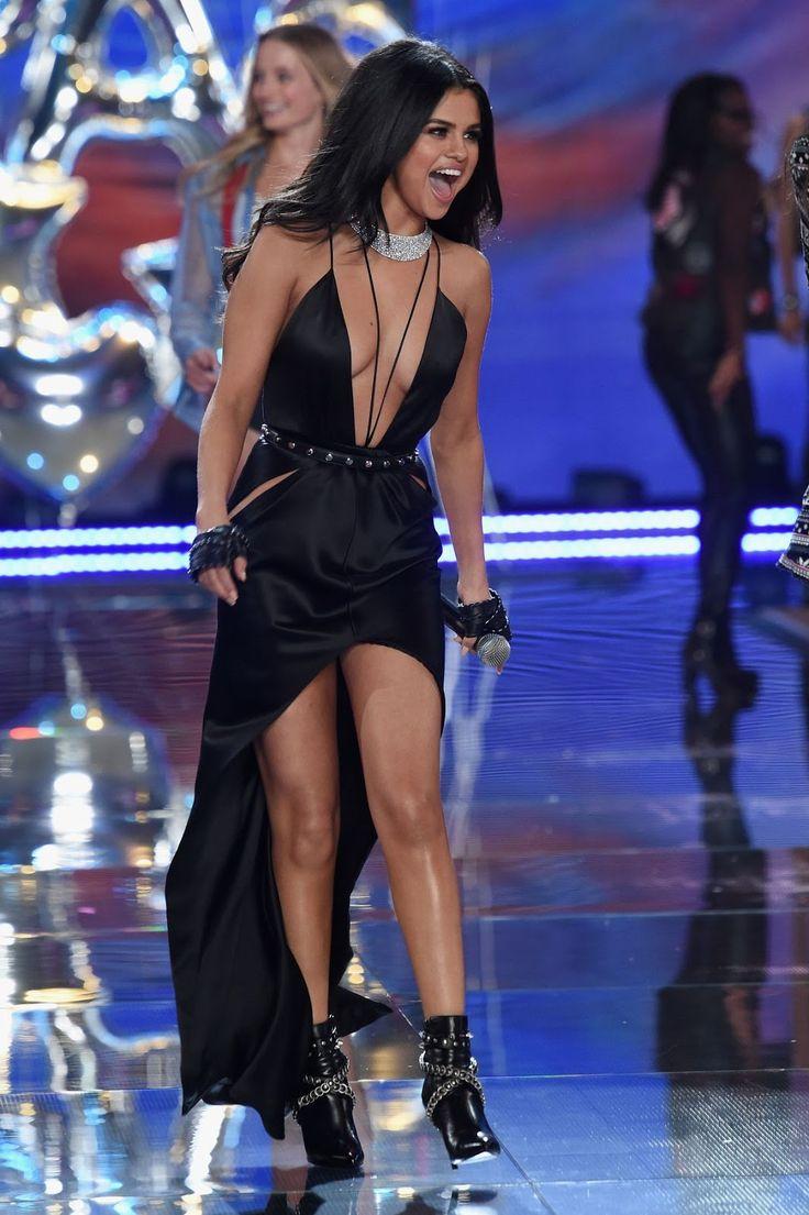 Selena Gomez at Victorias Secret 2015 Fashion Show in New York