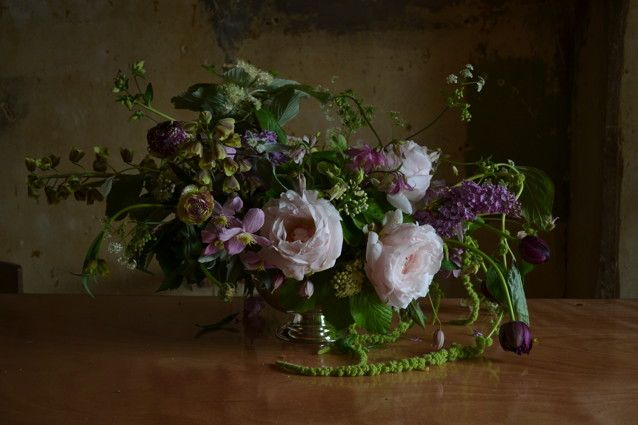 Dutch Masters: A Floral Workshop  Photo: The Garden Gate Flower Company
