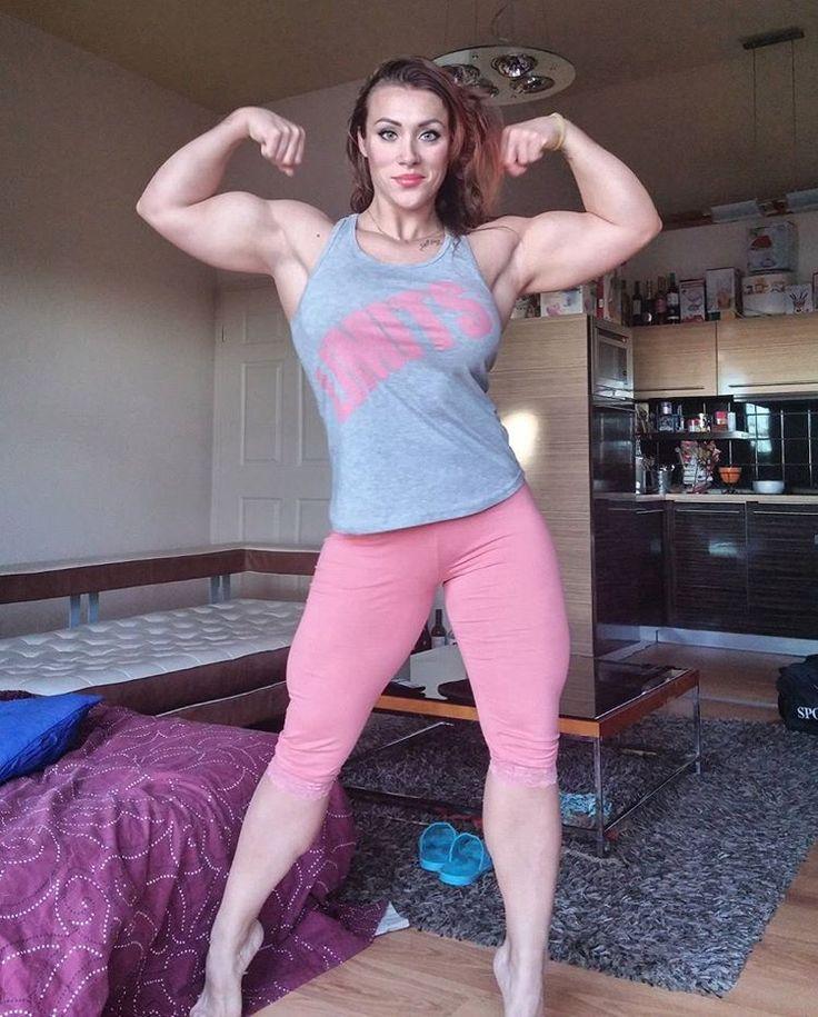 Susanna Tirpak | Susanna Tirpak | Pinterest | Muscles