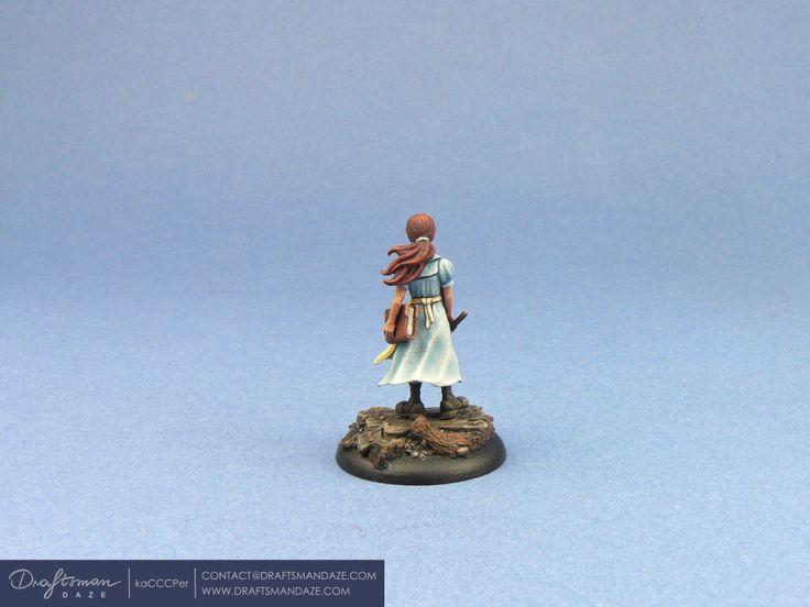 Discworld Miniatures – Tiffany Aching « Draftsman DAZE