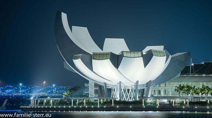 ArtScience Museum, Marina Bay, Singapore