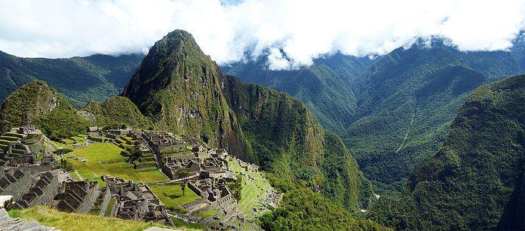 Machu Picchu, PE.