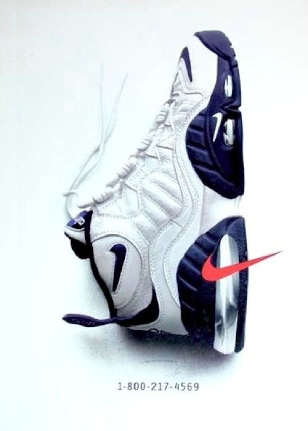 5f994a0f2f ... promo code for nike air max sensation worn by chris webber. b28d6 a84b7