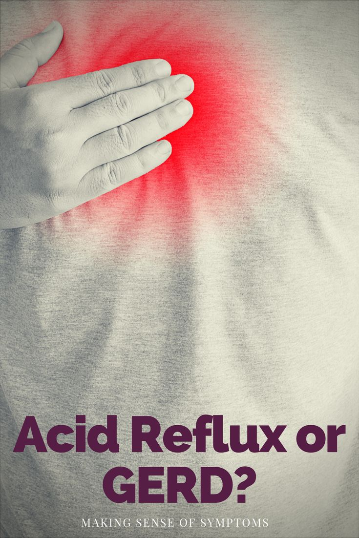 What's the difference between acid reflux and GERD? Our doctor explains the symptoms of GERD and acid reflux and why you shouldn't ignore the signs.