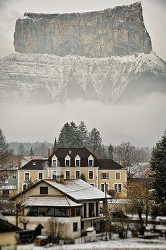 Chichilianne é uma pequena aldeia de pouco mais de 200 pessoas nos espetaculares Alpes Franceses.