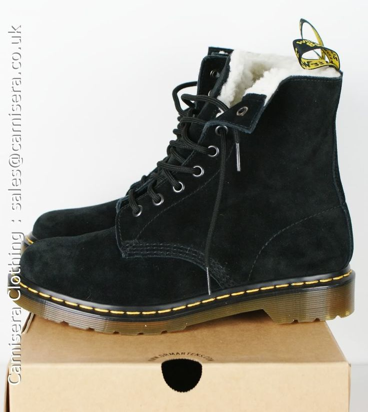 Things That Make You Go MMMM!: Dr Martens AirWair Serena Black Boot