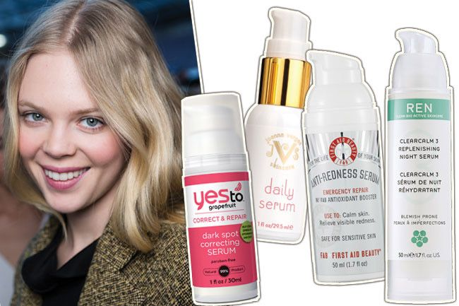 The Secret to Treating Troubled Skin? Serious Serums