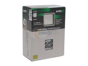 AMD Athlon 64 FX-60 Toledo 2.6GHz Socket 939 Dual-Core Processor ADAFX60CDBOX