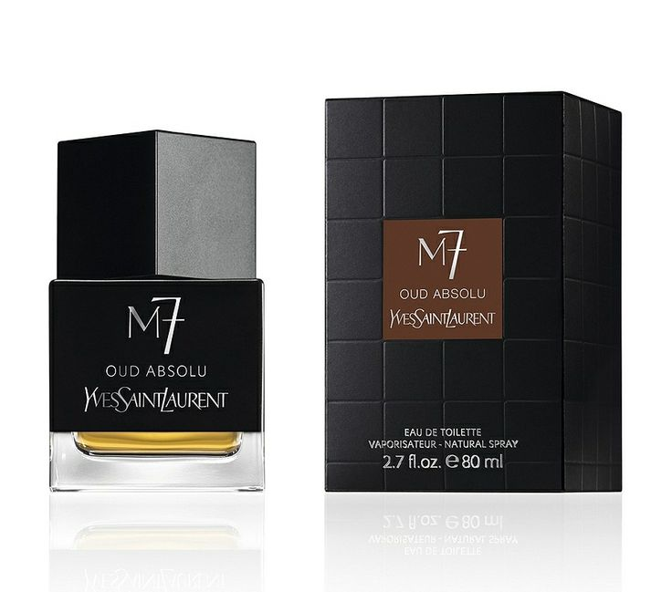 M7 Oud Absolu by Yves Saint Laurent is a Oriental Woody fragrance for men. This is a new fragrance. La Collection M7 Oud Absolu was launched in 2011. Top note is mandarin orange; middle note is patchouli; base notes are french labdanum, myrhh and agarwood (oud).