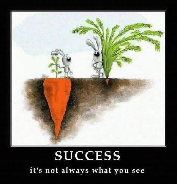 don't believe everything you see...