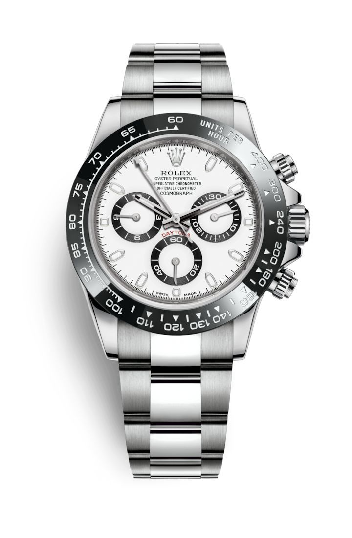 Rolex Cosmograph Daytona Watch: Oystersteel 116500LN