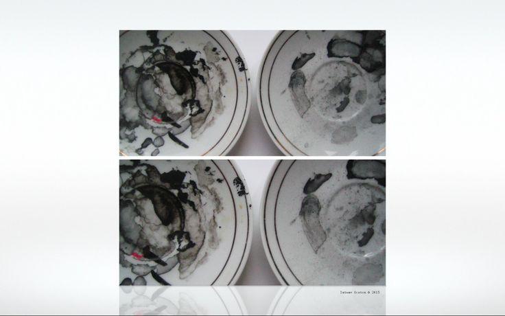 saucers - multiple images - 07 august 20, 2015 Istvan Ocztos © 2015