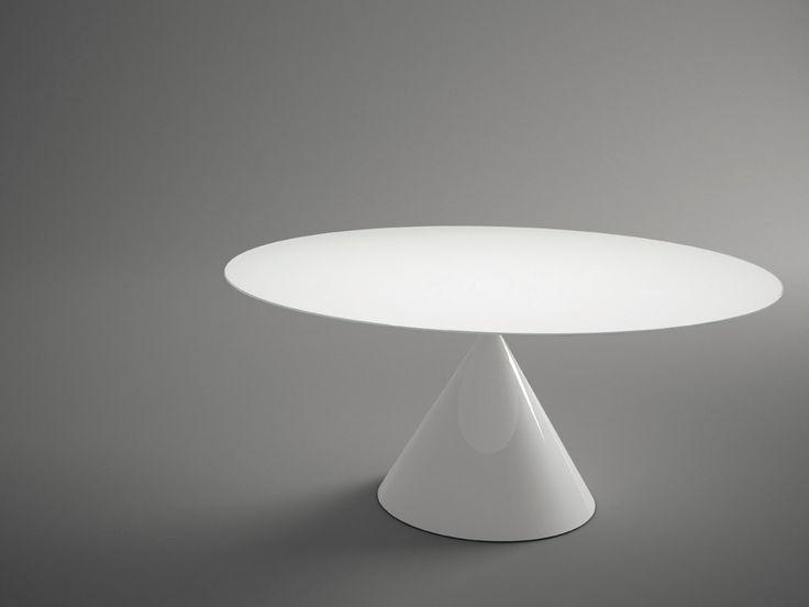 Tavolo frau ~ Poltrona frau ela coffee table cream leather wengà chaplins