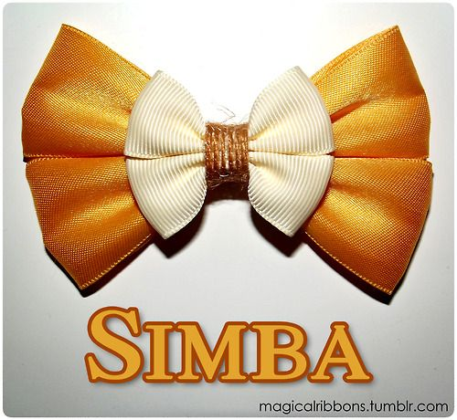 Magical Ribbons Disney Bows - Movies & Movie Characters