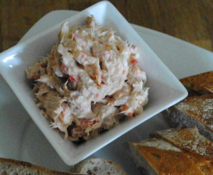 Rezept Thunfisch Dip / Aufstrich wie meine Mädels ihn lieben ;) von jojowolf - Rezept der Kategorie Saucen/Dips/Brotaufstriche