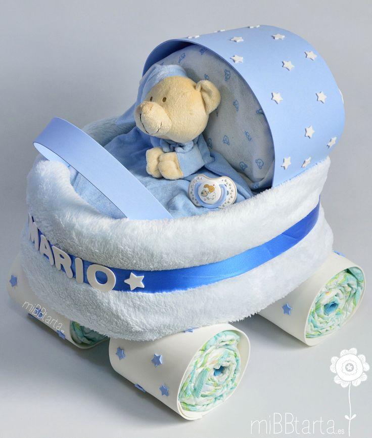 ¿Buscas regalos para bebés originales? Con este carrito de pañales sorprenderás a todos y además podrás hacer un regalo muy práctico. Si quieres ver todo lo que lleva entra en https://mibbtarta.es/producto/carrito-de-paseo/ #regalobebe #regaloembarazo #regalosoriginales #canastilla #cestanacimiento #dulceespera #futuramama #mamá #babyshower #bebeencamino #embarazo #fiestababyshower #cestabebe #canastillabebe #embarazada #canastillabebe #regalosparabebes #carritodepañales