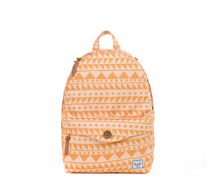 Mochila chevron butterscotch 14L