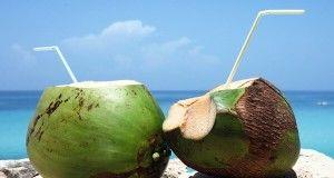 Podívejte, co udělá pití čerstvé kokosové šťávy s vaším tělem