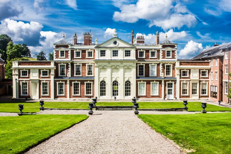 Hawkstone Hall in Shropshire, a magnificent Grade I listed 18th Century mansion, has been purchased by The Distinctly Hospitable Group. #shropshire #realestate