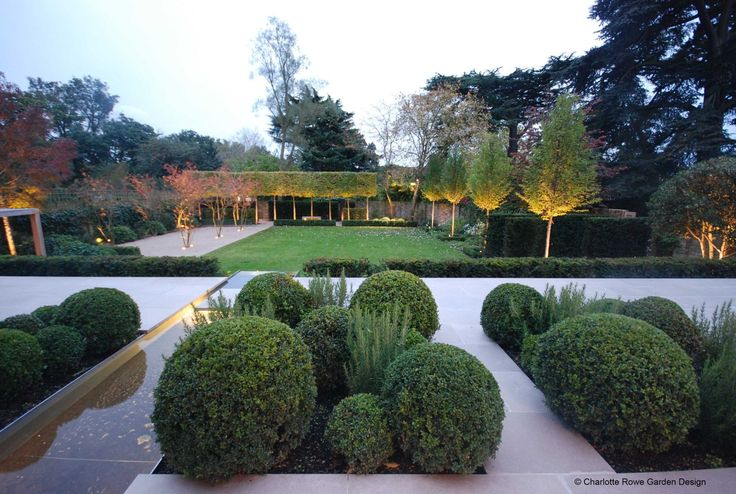 Charlotte Rowe - buxus                                                                                                                                                                                 More