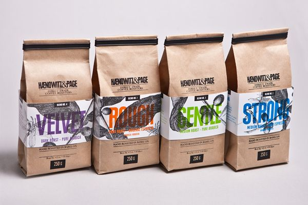 Haenowitz & Page Direct Trade Coffee Roasters