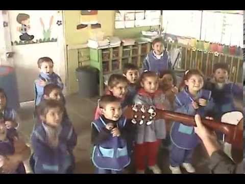 """Canción infantil """"Había un sapo"""" Pre-Kinder 2014 - Limache - YouTube"""