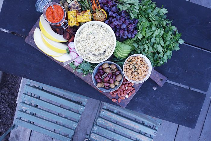 Grilla vegetariskt med Green Kitchen Stories!